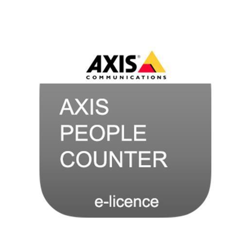 IP ANALYTICS S/WARE People Counter