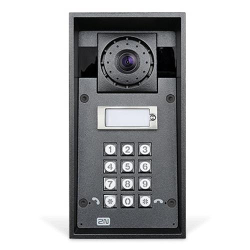 VIDEO ENTRY IP Force 1 Btn RFID HD
