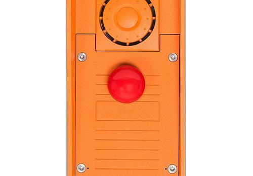 DOOR ENTRY AUD IP Safety 1 EmBtn