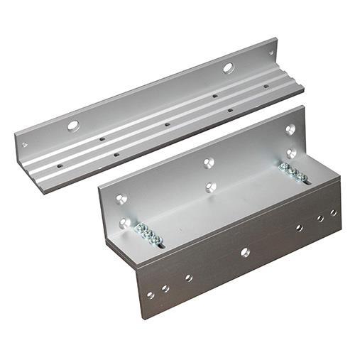 45B006LZ006080: Yale L & Z Bracket For 270kg Magnet Lock