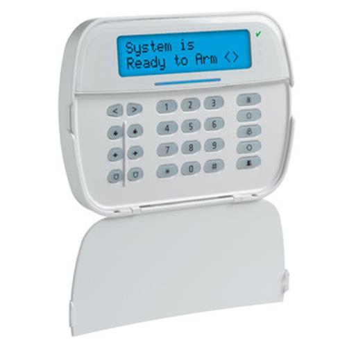 HS2LCDWF8E1 DSC PowerseriesNEO Wireless Keypad 868mhz Full Message LCD