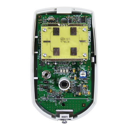 KX12DT2-WE Wireless 2-way Dual Tech Detector PIR+MW 12m 10.525GHz