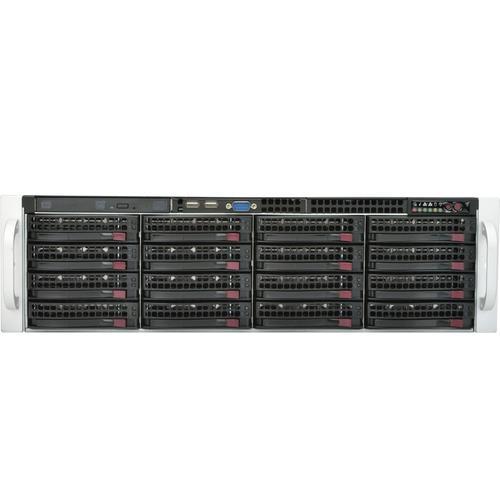 NVR  Management appliance 3U 16X8TB