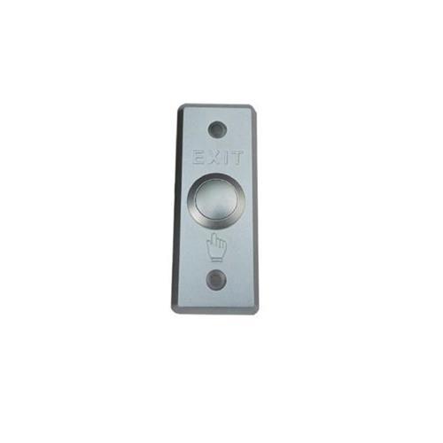 RTE BUTTON Slimline alloy metal, button
