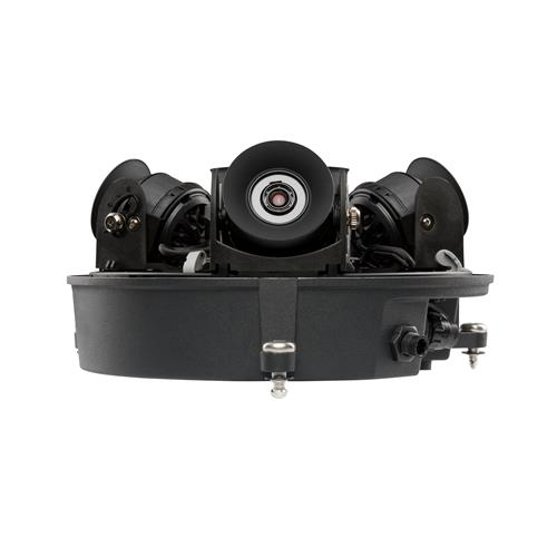 24C-H4A-3MH-270: DOME IP M/PIXEL EXT D/N IR 3x 8MP 4mm
