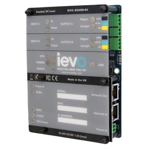 IEVO 2 READER CONTROL BOARD 50K CAPACITY