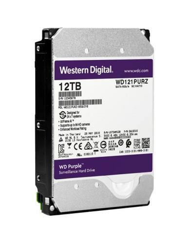 STORAGE HDD Purple 12TB