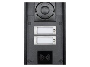 DOOR ENTRY AUD IP Force 2 Btn RFID
