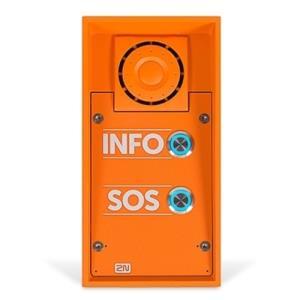 DOOR ENTRY AUD IP I/Com Safety 2 Btn