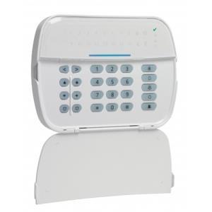DSC HS2LEDE1 Programming Keypad - For Control Panel - White