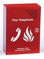 EVAC CALL POINT Red Telephone Outstation