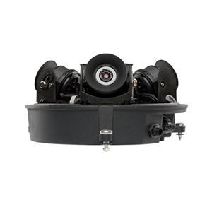9C-H4A-3MH-270:DOME IP M/PIXEL EXT H/PHERIC 3X3MP 2,8mm