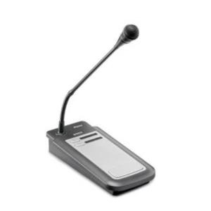 MICROPHONE WIRED 2 ZONE CALL STATION