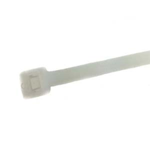 CABLE TIE 300mm x 4.8mm Natural (Pack of