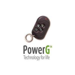 KF-234 PG Visonic PowerG Wireless 868MHz Keyfob Transmitter