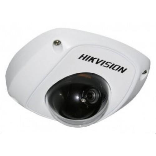 DS-2CD2525FWD-IS28: Hik,2MP,IR MiniMobile Dome,2.8mm,SD,POE,IP66,Audio