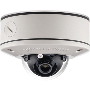 Arecont Vision MicroDome AV3555DN-S 3 Megapixel Network Camera - Colour - H.264, Motion JPEG, MPEG-4 - 2048 x 1536 - 2.80 mm - CMOS - Cable - Dome - Surface Mount, Wall Mount, Pendant Mount