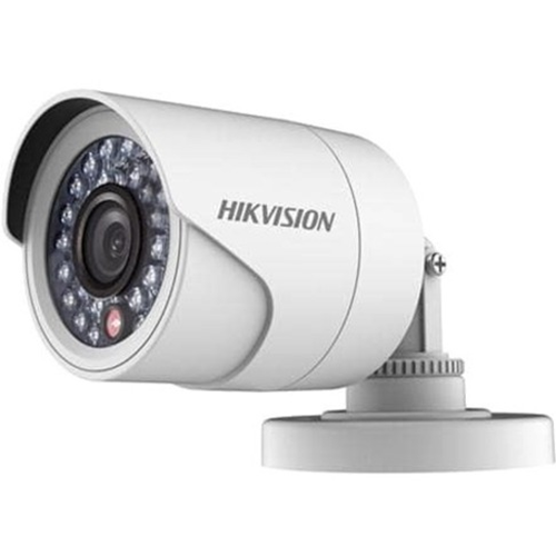 Hikvision DS-2CE16D0T-IRF 2 Megapixel Surveillance Camera - Colour - 20 m Night Vision - 1920 x 1080 - CMOS - Cable - Bullet