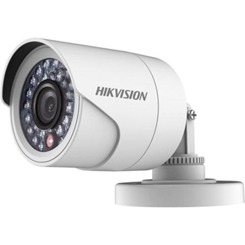 Hikvision DS-2CE16D0T-IRPF 2 Megapixel Surveillance Camera - Colour - 20 m Night Vision - 1920 x 1080 - CMOS - Cable - Bullet