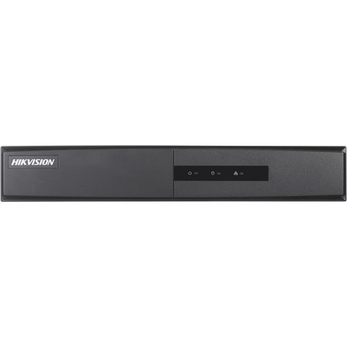 Hikvision Turbo HD DS-7204HGHI-F1 Video Surveillance Station - 4 Channels - Digital Video Recorder - H.264, H.264+ Formats - 30 Fps - Composite Video In - 1 Audio In - 1 Audio Out - 1 VGA Out - HDMI