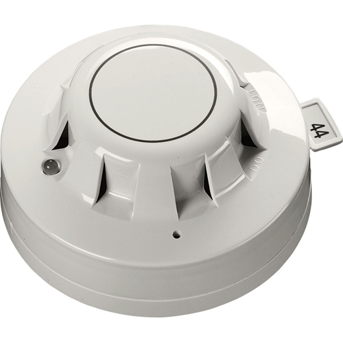 Apollo Smoke Detector - Photoelectric, Optical - White - 28 V DC - Fire Detection For Indoor
