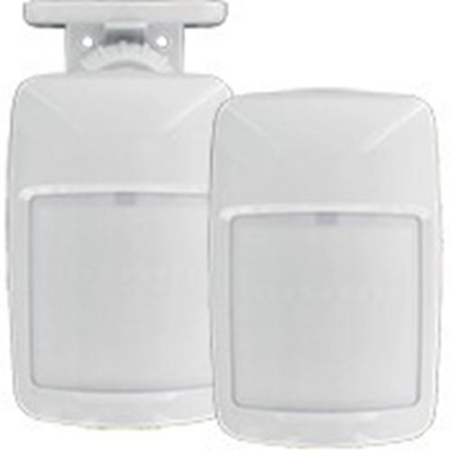 Honeywell DUAL TEC IS312B Motion Sensor - Wired - Yes - Wall-mountable, Ceiling-mountable, Corner Mount - Indoor