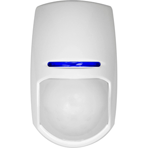 Pyronix KX15DT Motion Sensor - Wired - Yes - 15 m Motion Sensing Distance - Wall-mountable, Ceiling-mountable