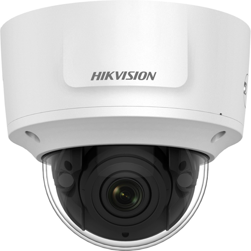 Hikvision EasyIP 3.0 DS-2CD2725FWD-IZS 2 Megapixel Network Camera - Colour - 30 m Night Vision - H.264+, H.264, H.265+, H.265, Motion JPEG - 1920 x 1080 - 2.80 mm - 12 mm - 4.2x Optical - CMOS - Cable - Dome - Pendant Mount, Wall Mount, Corner Mount, Pole Mount