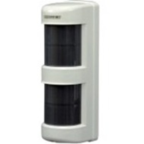 Takex MS-12TE Motion Sensor - Yes - 12 m Motion Sensing Distance - Wall-mountable, Pole-mountable - Indoor/Outdoor - Acrylonitrile Ethylene Styrene (AES) Resin