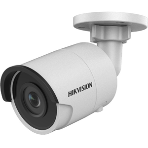 Hikvision EasyIP 3.0 DS-2CD2025FWD-I 2 Megapixel Network Camera - Colour - 30 m Night Vision - H.264+, Motion JPEG, H.264, H.265, H.265+ - 1920 x 1080 - 4 mm - CMOS - Cable - Bullet - Surface Mount, Junction Box Mount