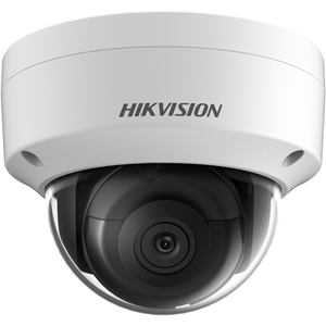Hikvision EasyIP 3.0 DS2CD2125FWDI 2 Megapixel Network Camera - Colour - 30 m Night Vision - H.264+, Motion JPEG, H.264, H.265, H.265+ - 1920 x 1080 - 4 mm - CMOS - Cable - Dome - Ceiling Mount, Wall Mount, Junction Box Mount, Pendant Mount, Corner Mount, Pole Mount, Surface Mount
