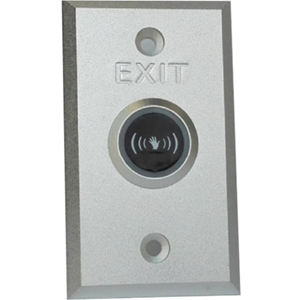 Hikvision DS-K7P04 Push Button For Door - Aluminium