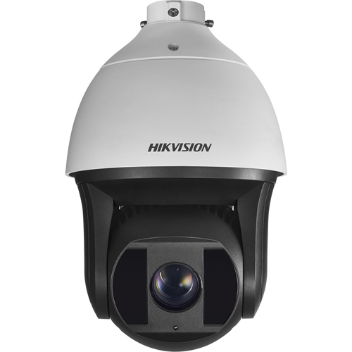 Hikvision Darkfighter DS-2DF8225IX-AEL 2 Megapixel Network Camera - Monochrome, Colour - 200 m Night Vision - H.264+, Motion JPEG, H.264, H.265, H.265+ - 1920 x 1080 - 5.70 mm - 142.50 mm - 25x Optical - CMOS - Cable - Dome - Wall Mount, Pendant Mount, Ceiling Mount, Parapet Mount, Pole Mount, Corner Mount