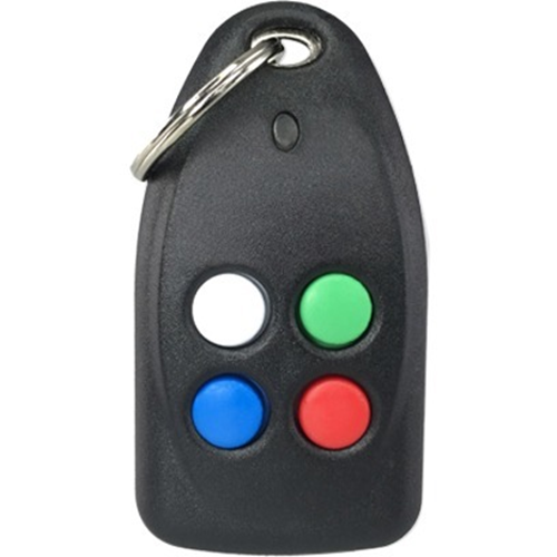 Sherlotronics 4 Buttons Keyfob Transmitter - RF - 403 MHz