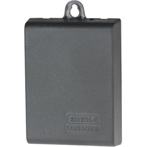 Sherlotronics Security Wireless Receiver - for Security, Gate Control, Garage, Access Control, Alarm System, Switch