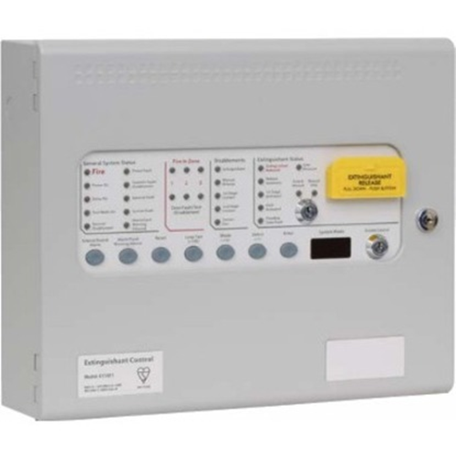Kentec Sigma XT K11031M2 Fire Alarm Control Panel - 3 Zone(s)