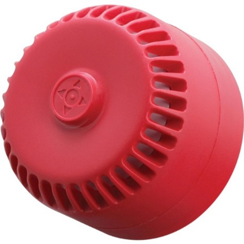 Eaton RoLP Security Alarm - 28 V AC - 102 dB(A) - Audible - Red