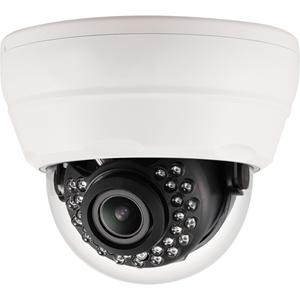 Hanwha Techwin HCD-E6070R Surveillance Camera - Monochrome, Colour - 20 m Night Vision - 1920 x 1080 - 12 mm - 2.80 mm - 4.3x Optical - CMOS - Cable - Dome