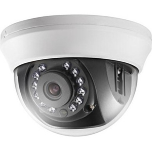 Hikvision Turbo HD DS2CE56C0T-IRMMF 1 Megapixel Surveillance Camera - Colour - 20 m Night Vision - 2.80 mm - CMOS - Cable - Dome