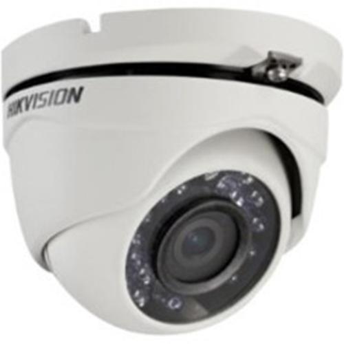 Hikvision Turbo HD DS-2CE56D0T-IRMF 2 Megapixel Surveillance Camera - Colour - 20 m Night Vision - 1920 x 1080 - 2.80 mm - CMOS - Turret - Wall Mount, Pole Mount, Corner Mount, Junction Box Mount