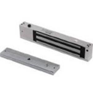 Hikvision DS-K4H258S Single Door Magnetic Lock - 280 kg Holding Force - Zinc, Nickel, Steel