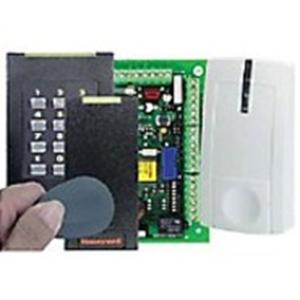 Honeywell Door Access Control System - Key Code - 1000 User(s) - 2 Door(s) - Wiegand