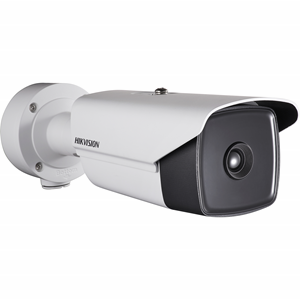 Hikvision DS-2TD2136-10 Network Camera - Colour - H.264+, MPEG-4, Motion JPEG, H.264 - 384 x 288 - 10 mm - Thermal - Cable - Bullet