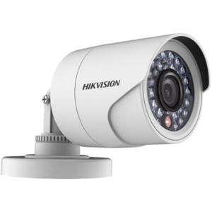 Hikvision Turbo HD DS-2CE16C0T-IRPF 1 Megapixel Surveillance Camera - Colour - 20 m Night Vision - 1280 x 720 - 2.80 mm - CMOS - Cable - Bullet - Junction Box Mount