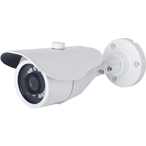 W Box WBXIB364MW 4 Megapixel Network Camera - Monochrome, Colour - 30 m Night Vision - Motion JPEG, H.264, H.265 - 2592 x 1520 - 3.60 mm - CMOS - Cable - Bullet