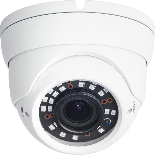 W Box WBXID28124MW 4 Megapixel Network Camera - Monochrome, Colour - 30 m Night Vision - Motion JPEG, H.264, H.265 - 2592 x 1520 - 2.80 mm - 12 mm - 4.3x Optical - CMOS - Cable