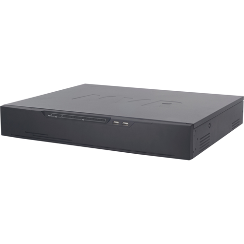 W Box WBXNV16P164S Video Surveillance Station - 16 Channels - Network Video Recorder - H.264, MPEG-4 Formats - 30 Fps - 1 Audio In - 1 Audio Out - 1 VGA Out - HDMI