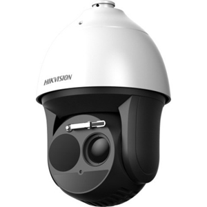 Hikvision DS-2TD4136-25 2 Megapixel Network Camera - Monochrome, Colour - 200 m Night Vision - H.264, Motion JPEG, MPEG-4, H.265 - 384 x 288 - 5.70 mm - 205.20 mm - 36x Optical - CMOS - Cable - Dome - Wall Mount, Corner Mount, Pole Mount, Power Box Mount, Parapet Mount, Pendant Mount