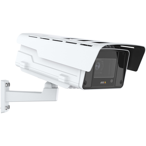 AXIS Q1645-LE 2 Megapixel Network Camera - Monochrome, Colour - 30 m Night Vision - H.264, MPEG-4 AVC, Motion JPEG - 1920 x 1080 - 3.90 mm - 10 mm - 2.5x Optical - RGB CMOS - Cable - Wall Mount, Corner Mount, Pole Mount