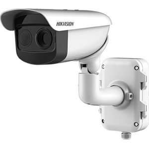 Hikvision DeepinView DS-2TD2836-25 2 Megapixel Network Camera - Colour - 100 m Night Vision - H.265+, H.265, H.264+, H.264, Motion JPEG - 1920 x 1080 - 13 mm - CMOS - Cable - Bullet